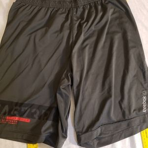 Reebok sz. Large grey mens athletic shorts